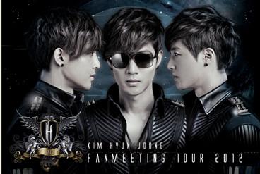 Kim Hyun Joong Asia Tour 2012 Kim Hyun Joong Asia FM Tour 2012